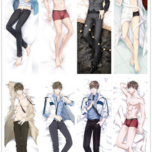 Anime Dakimakura Body love & producer 150x50cm 100x35cm Pillow Case Cover Manga 1