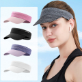 Summer Sun-resistant Tennis Cap Outdoor Sport Cycling Hat Breathable Running Headband