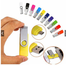 micro usb flash drive 128GB 64GB otg usb 2.0 8GB 16GB cle usb stick 32GB 4GB pendrive free logo flash memory stick pen drive key цена и фото