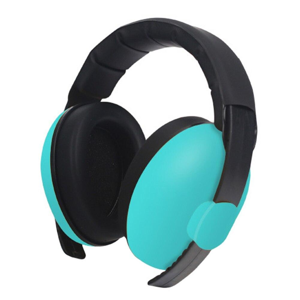 Защита от шума для детей, защита от шума, наушники, защита от шума для мальчиков и девочек - Color: Mint Green