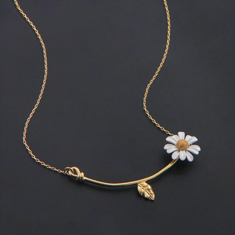 E necklace