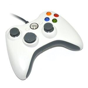 Image 5 - Проводной геймпад для ПК 360, игровой контроллер USB для ПК, джойстик, несовместим только с xbox 360
