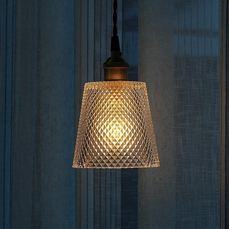 Zhongshan Guzhen Lighting Hanging Lamp Italian Glass Pendant Lamp Chandelier Lights Lamparas De Techo Colgante