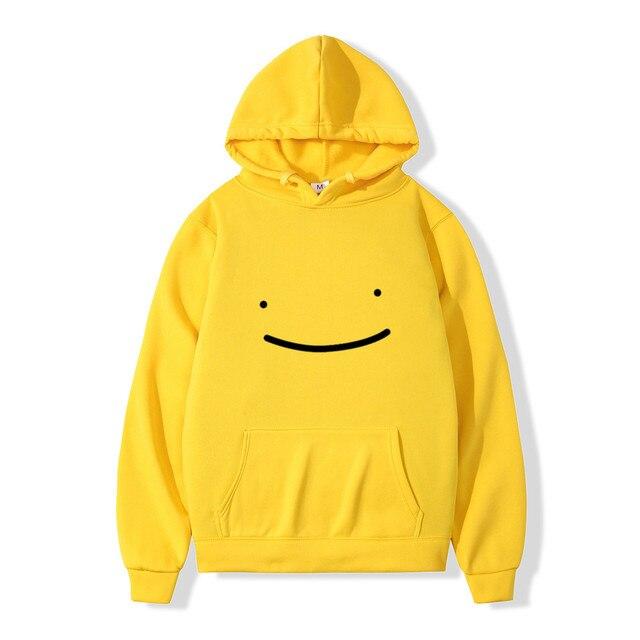Dream Merch Hoodie Sweatshirts Men Women Pullover Harajuku Tracksui 2021Men's Hoodie Streetwear Casual Fashion Oversized Clothes 3
