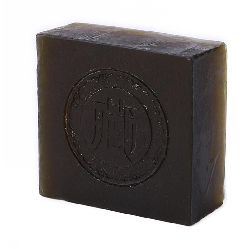 Natural Herbal Handmade Soap Remove Acne Blackhead Cleansing Soap Skin Care