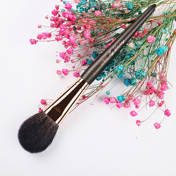 1 piece Goat hair Blush Makeup brushes Powder contour Make up brush Bronzer Shadow exquisite beauty tools My destiny 017