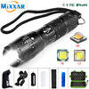 Q250 TL360 8000 LM T6/V6/L2 bike/bicycle light 18650 rechargeable bike flashlight/headlight cycling light front for bike/bicycle 1