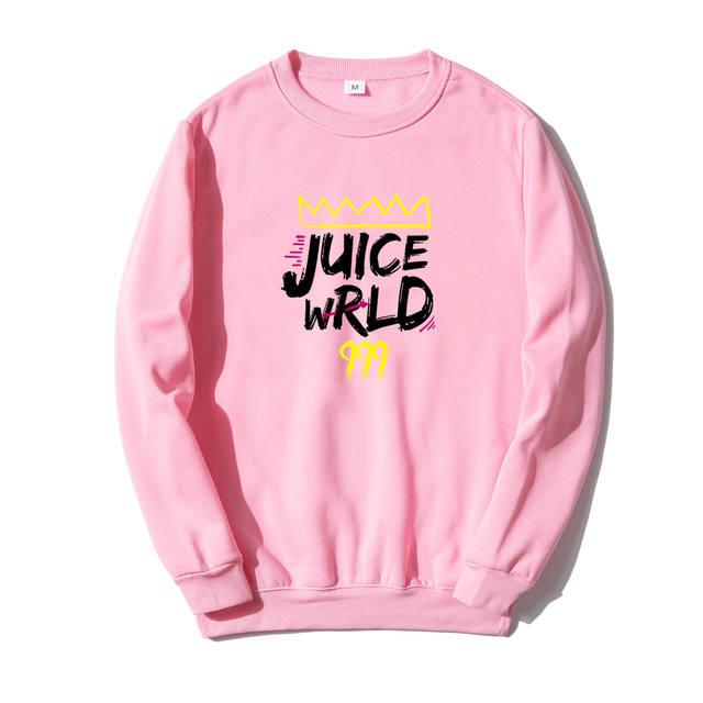 JUICE WRLD THEMED SWEATSHIRT (20 VARIAN)