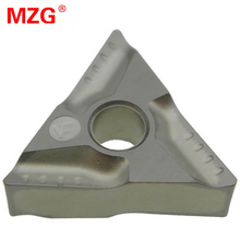 MZG indirimli fiyat TNMG160404R VF ZN60 torna CNC takımları CVD kaplamalı karbür uçlar çelik