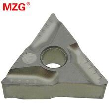 MZG, precio de descuento, TNMG160404R VF ZN60, portaherramientas CNC de corte giratorio, insertos de carburo recubiertos CVD para acero