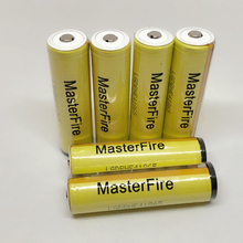 MasterFire 6pcs/lot HE4 Chem 18650 ICR18650HE4 20A discharge lithium battery cell 2500mah protected batteries with PCB