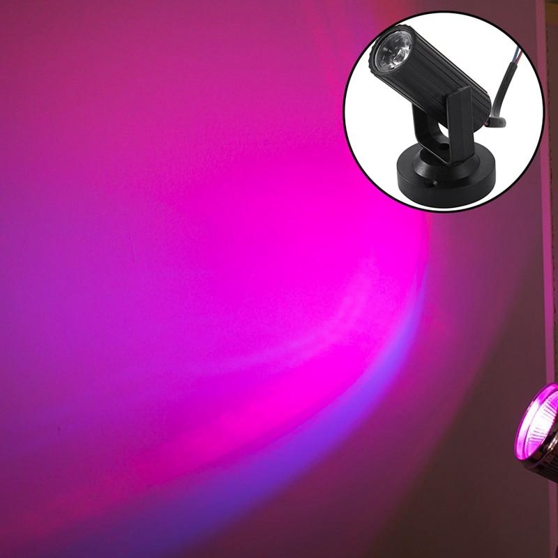 3Color Light Rgb Stage Lights Led Mood Light Ktv Portable Wedding Supplies Stage Lamp Adjustable Beam Lights Moving Head Disco L