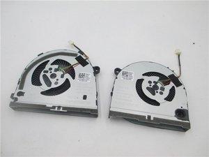 CPU GPU FAN for Dell G5 15 5587 G3-3579 series 0TJHF2 TJHF2 0GWMFV GWMFV FKB8 DC28000KUF0 tjhf2 gwmfv dc28000kvr0 dc28000kur0(China)
