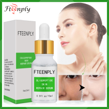 FTEENPLY Oligopeptides Serum Facial Repair Anti-Aging Hyaluronic Acid Anti-wrinkle Moisturizing Essence Acne Treatment Skin Care