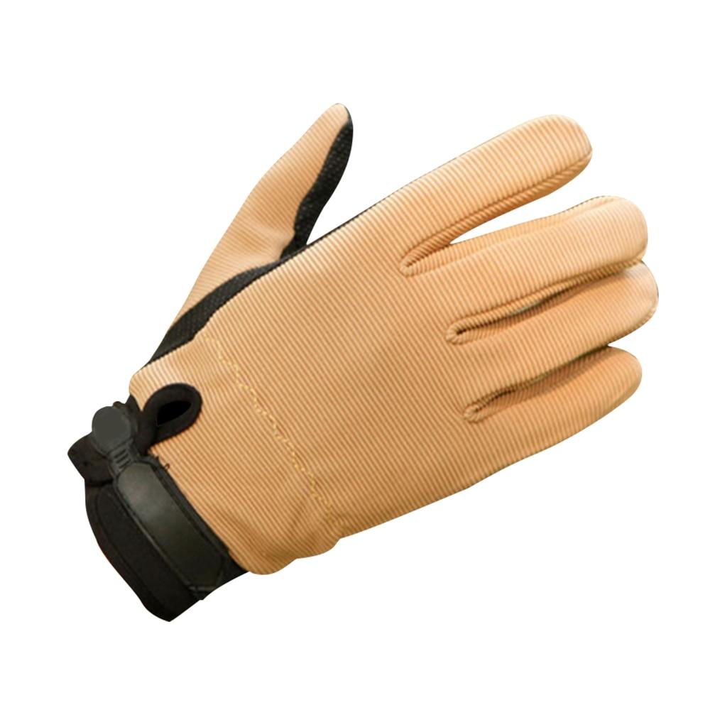 Высокомолекулярный полимерный, тактический, зимний, ветрозащитный, дышащий, полный палец, женские, нейлоновые, черные, охотничьи перчатки, противоскользящие, гимнастические - Цвет: earthy yellow