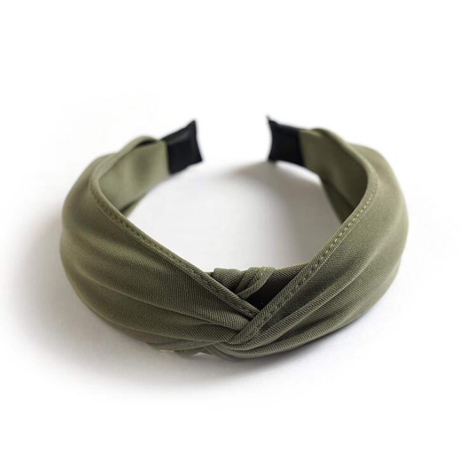 green hairband