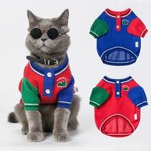 Зимняя одежда для кошек собак свитшот Сфинкс французский бульдог