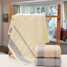 100% хлопок пляжные полотенца Экологичные Наборы полотенец для