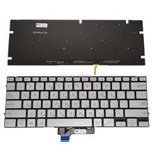 Клавиатура ovy he светильник кой для asus zenbook 14 ux431 ux431fn