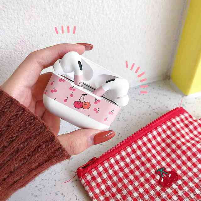 Cartoon Sticker Dust Guard for AirPods Pro 2