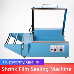 FQL-380 Shrink Film Packaging Sealing and Cutting Machine Electric Shrink Film Plastic Wrap Sealer L Sealing Packing Machine