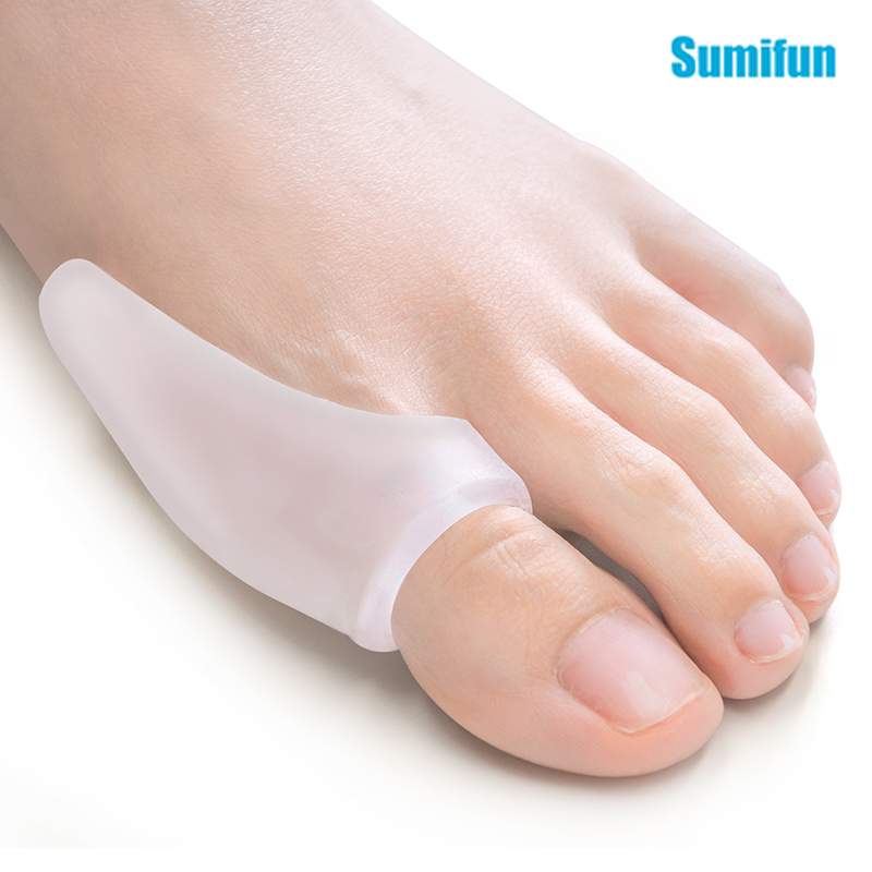 2/4/6pcs Big Toe Protector Gel Shield Bunion Pad Foot Cushion And Protects Soft Comfortable One Size Fit Health Care C1686
