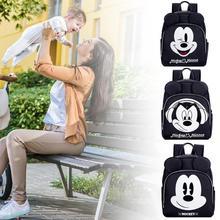 Get more info on the Disney Mickey Baby Diaper Bag Waterproof Zipper Backpack Multi-function Bag for Moms Stroller Bag Large Capacity Baby Backpack