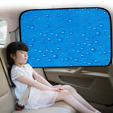 Window-Film Sunshades Magnetic Summer Sun-Visor Curtain-Side Protection Friendly Car-Styling