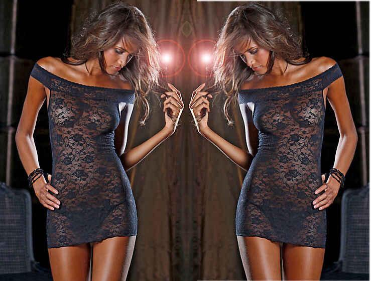 Grandes tailles XL XXL XXXL robe de nuisette G-String femmes Sexy Costumes Sexy sous-vêtements femmes produit sexuel érotique