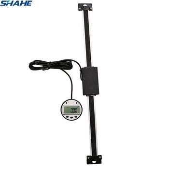 Shahe 0-500 мм дистанционная цифровая DRO настольная шкала для Bridgeport Mill токарная линейная Магнитная Цифровая Линейная Шкала