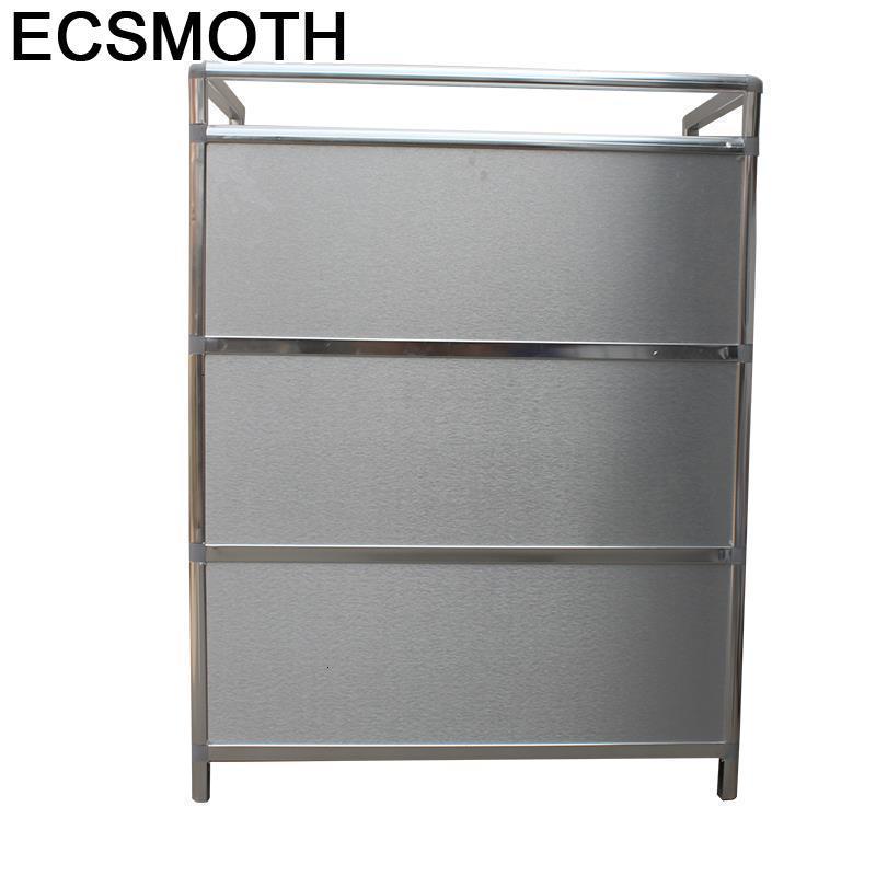 Moveis Sala De Jantar Sideboard Comedores Aluminum Alloy Mueble Cocina Cabinet Meuble Buffet Kitchen Furniture Cupboard
