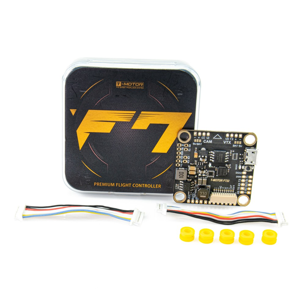 T-Motor F7 F722 Betaflight Flight Controller 37mmx37mm For RC FPV Racing Drone