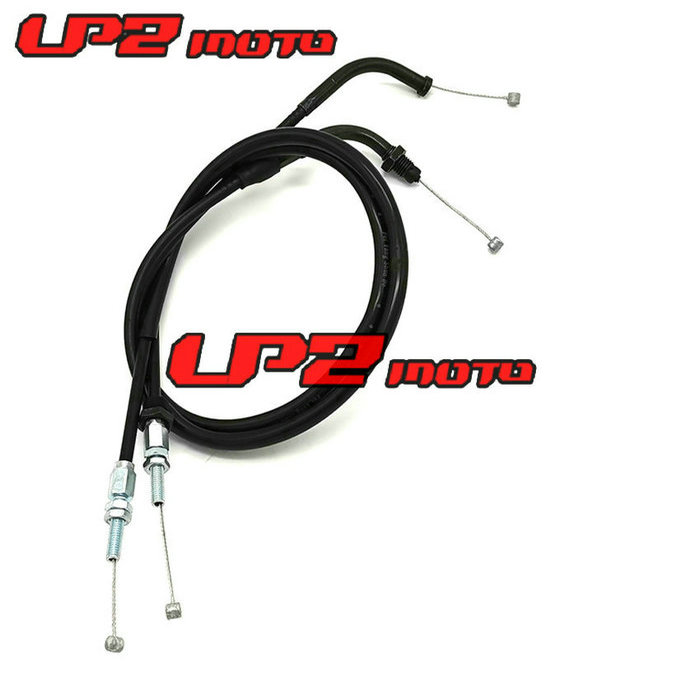 Suitable For HONDA NT400 NT650 GT Throttle Line Throttle Cable Pull Line Return Oil Line image