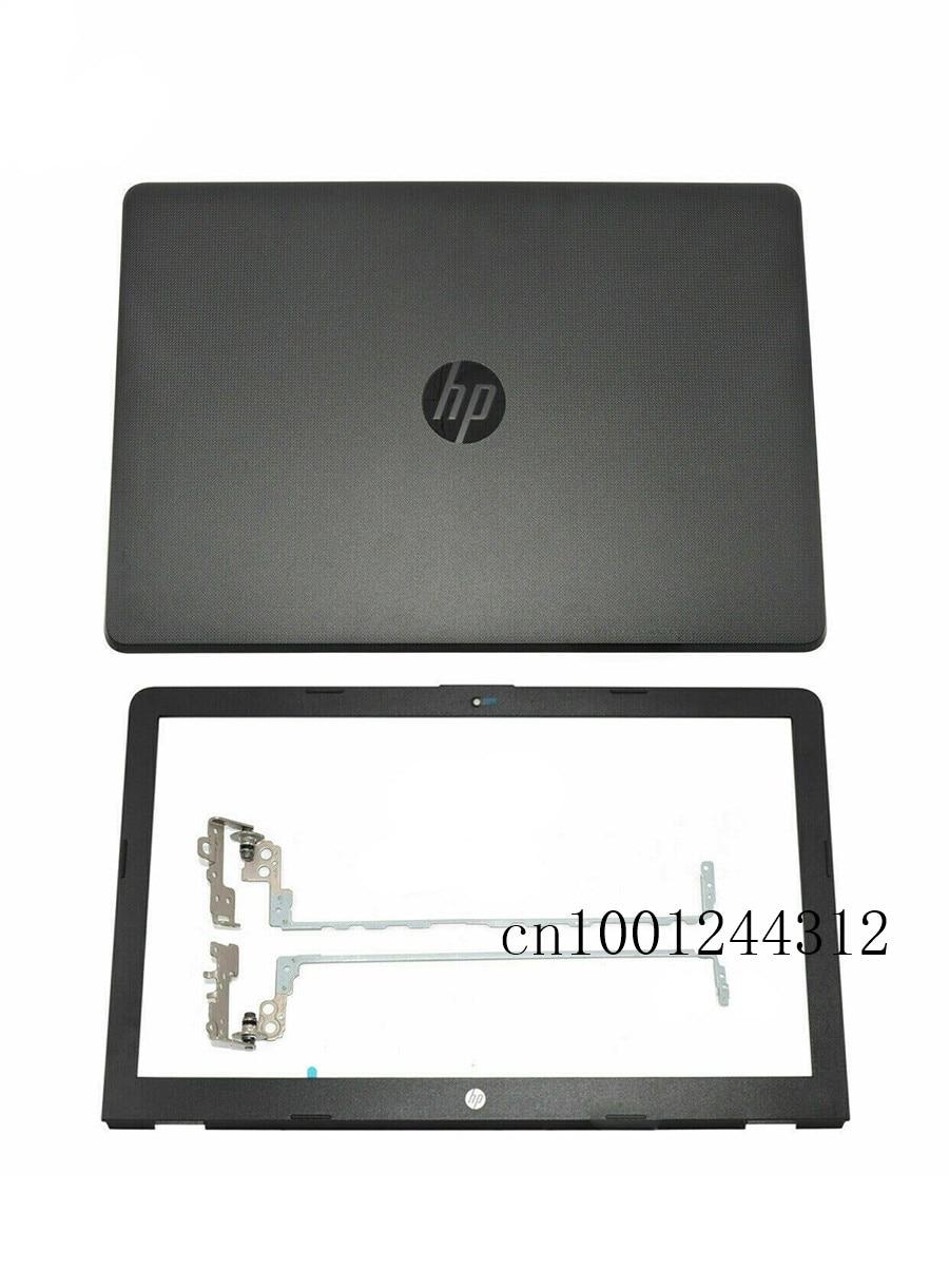 New Original For HP 15-BS 15T-BR 15Q-BU 15T-BS 15-BW 250 G6 LCD Rear Top Lid Back Cover /Bezel /Hinge  L13909-001 Black