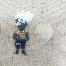 Magnetic Stickers Fridge Characters Acrylic Cutehorse Cartoon Series Kakashi