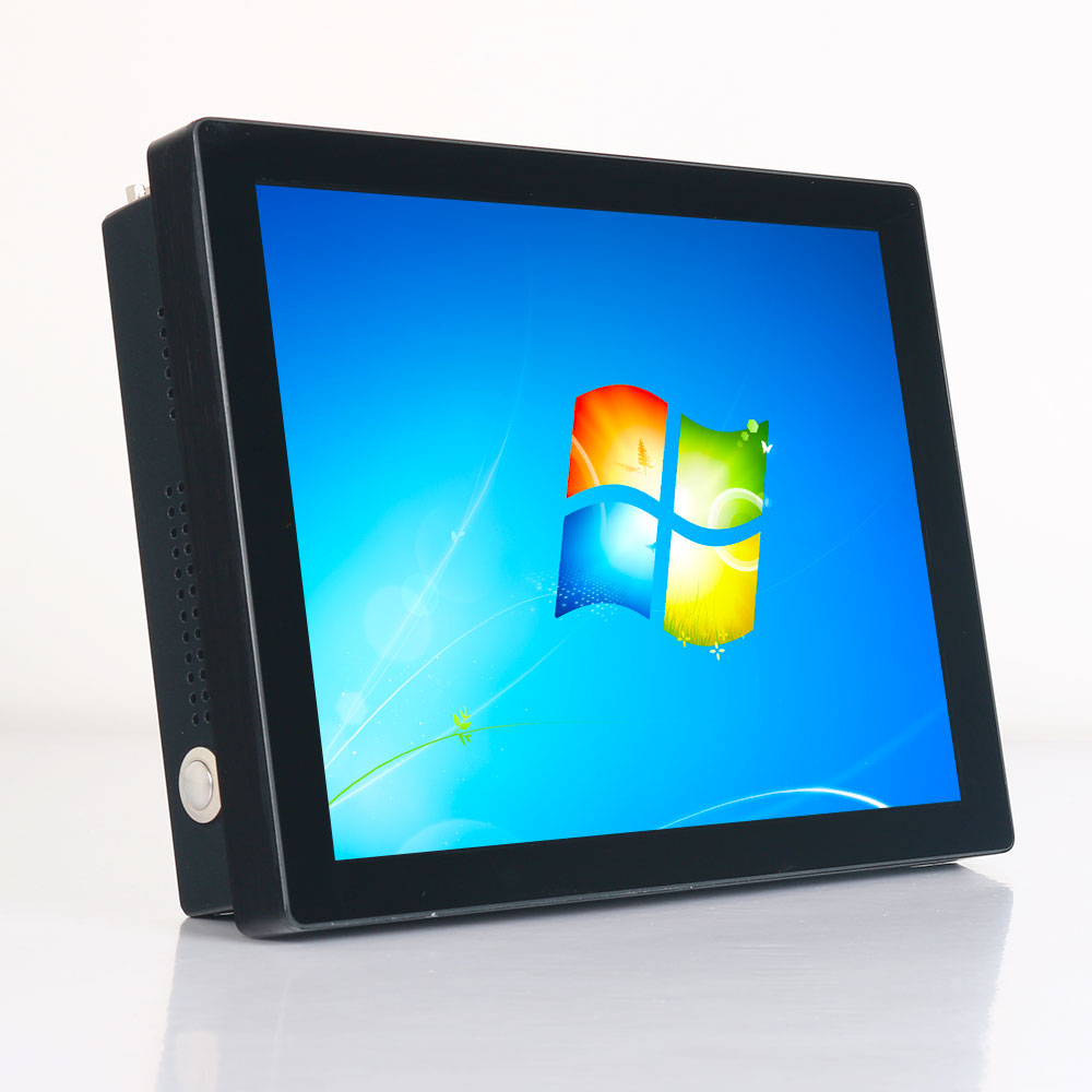 15 Inch Self-service Terminal Mini Industrial Tablet PC Capacitive Touch Screen Bulit-in Wifi Win7 XP Linux System 232 Com