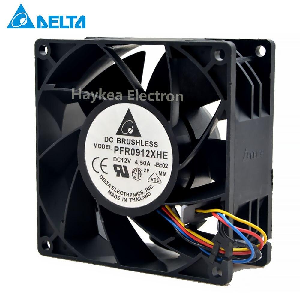Case Cooling Fan AFB0612HA for Delta CPU Fan  12V 0.22A 6CM 3Pin
