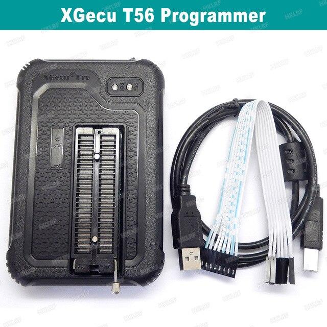 Nouveau programmeur XGecu T56 puissant support de programmeur ni Flash/NAND Flash/EMMC