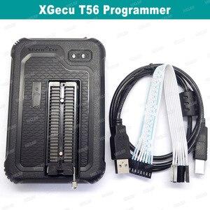 Image 1 - חדש XGecu T56 מתכנת מתכנת החזק תמיכת Nor פלאש/NAND פלאש/EMMC