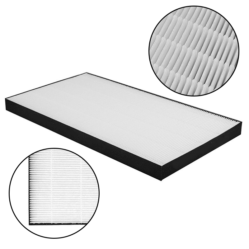 Replacement Dust Filter Kit For DeLonghi DAP 700 E Air Purifier Vacuum Cleaner Parts Accessories 350 * 335 * 15MM