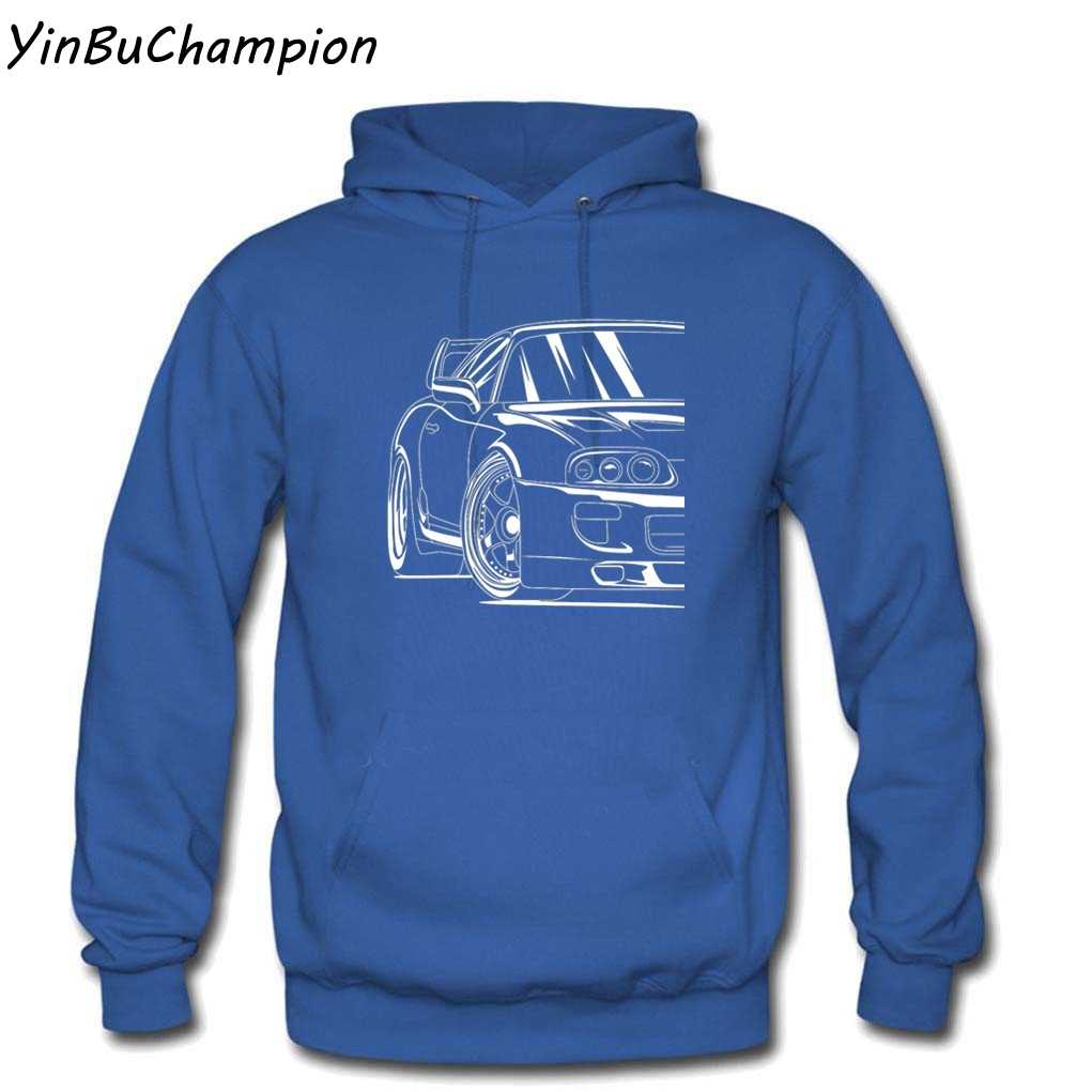 Dropshipping 3D ตลก Stack Mercedes W124 Class Hoodies ผู้ชาย sudadera hombre streetwear Sweatshirt moletom เสื้อผ้า Plus ขนาด
