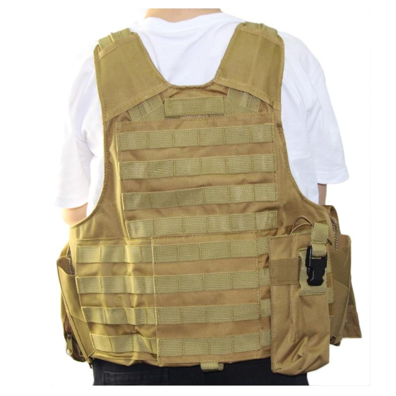 Tactical molle assault ciras vest mlj investments