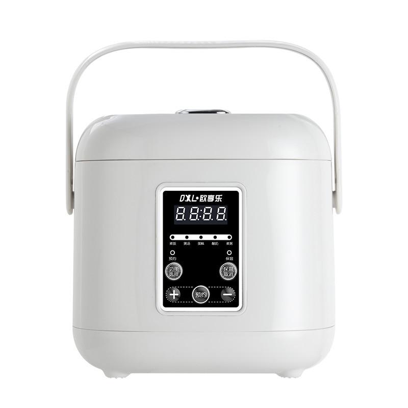 3L 220V Fornello Elettrico Per Uso Domestico Intelligente Mini Prenotazione Piccola Singola Cuoco Congee Riso Fornello di Riso Fornello