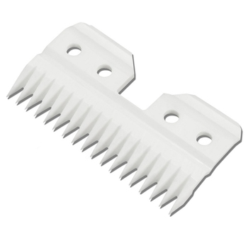 30Pcs / Batch 18Teeth Ceramic Moving Blade Replacement Blade Suitable for Oster A5 Series
