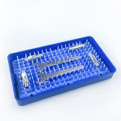 Нано фильтр жиров набор инструментов для трансплантации жира инструменты для липосакции конвертер стерилизации чехол инструмент для крас...