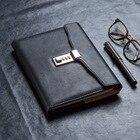 PU Leather A5 Diary ...