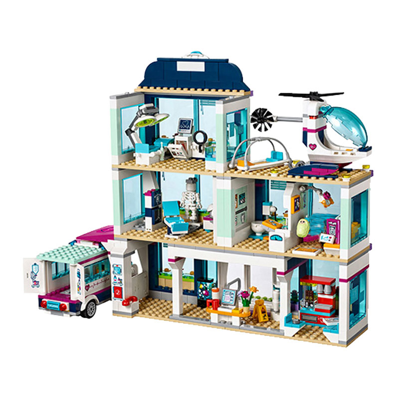 Gifts-Friends-Series-01039-Heartlake-Hospital-932Pcs-Building-Blocks-Compatible-Legoing-Friends-41318-Toy-Gift-for