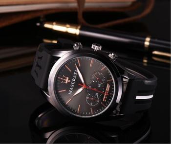 2020 Fashion Quartz Watches Men Military Sports Watch Week Display Male Wrist Watches Time Clock Relogio Masculino 2