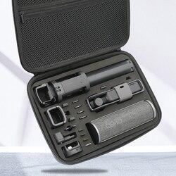 Osmo карманная сумка Портативный чехол запасная коробка для хранения деталей водонепроницаемый для dji osmo Карманная камера аксессуары
