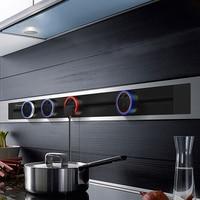 KXN de extensión eléctrica enchufes de alimentación conector de doble vía oculto de pared Mesa toma para cocina con la UE Reino Unido AUS enchufes adaptadores